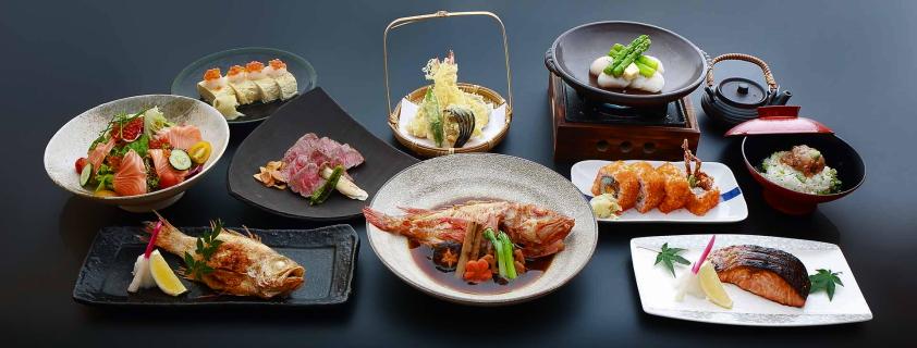 traditional sashimi